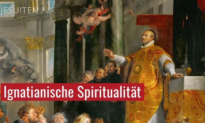 Ignatianische Spiritualität